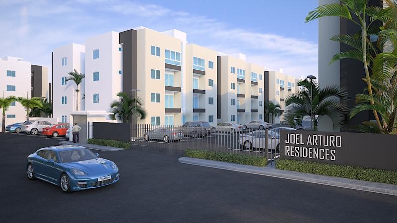 Joel Arturo Residences