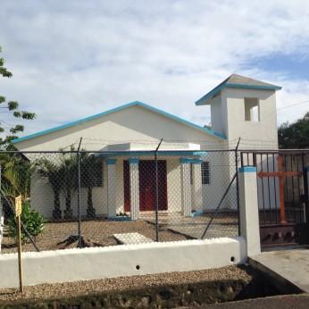 Aporte reconstrucción Capilla Inmaculada Concepción